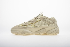 DY500 米黄 Adidas Yeezy 500 Super Moon Yellow