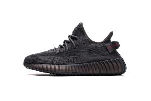 STOS V2 黑天使 Adidas Yeezy Boost 350 V2 Black