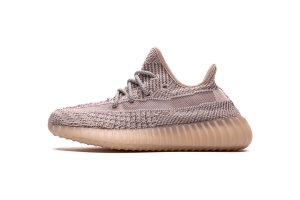 STOS V2 银粉满星 Adidas Yeezy Boost 350 V2 Synth Reflective