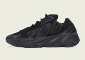 阿迪达斯椰子700 MNVN 全黑 adidas Yeezy Boost 700 MNVN Triple Black
