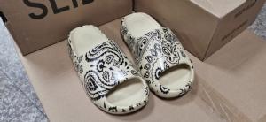 阿迪达斯椰子拖鞋 腰果 adidas Yeezy Slide adidas Yeezy Slide