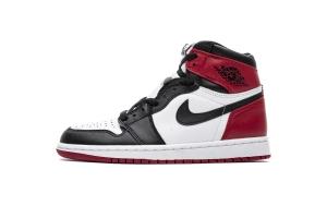 "XP 乔1 黑脚趾  Air Jordan 1  OG ""Black Toe"