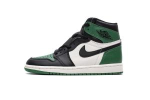 "XP 乔1 绿脚趾 Air Jordan 1  OG ""Pine Green"