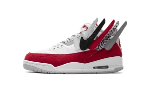 "乔丹3代 白红换勾 Air Jordan 3 Air Jordan 3 Retro Tinker ""Air Max 1"""