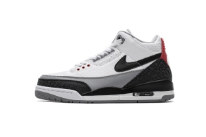 乔丹3代 黑勾  Air Jordan 3  Air Jordan 3 Retro Tinker Hatfield