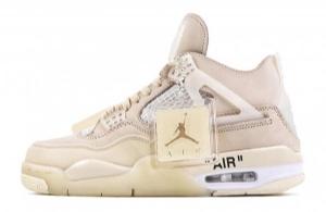 公司级乔丹4代篮球鞋