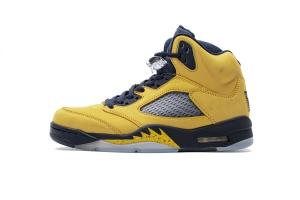 乔丹5代 东京黑黄  Air Jordan 5 Air Jordan 5 Retro Michigan