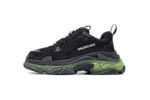 LD复古气垫 黑绿 Balenciaga Balenciaga Sneaker TessS.Gomma