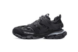 巴黎世家3.0灯鞋 全黑 Balenciaga Sneaker 542023