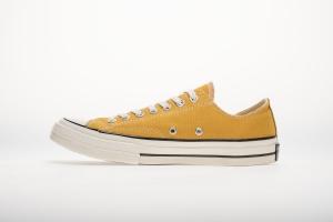 匡威低 黄色 Converse Chuck 70 OX Low Yellow