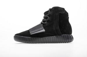 BS750 黑色 Final Basf Batch Adidas Yeezy Boost 750 Real Boost Triple Black