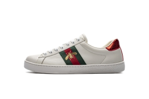 STOS古驰 蜜蜂 Gucci Small White Shoes Leisure Shoes Business Shoes Boutique Honeybee
