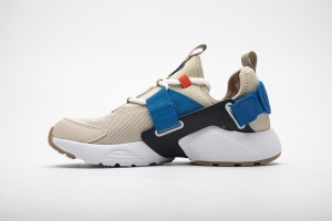 华莱士 米白蓝981-6 hls Nike Air Huarache City Low Desert Ash Blue