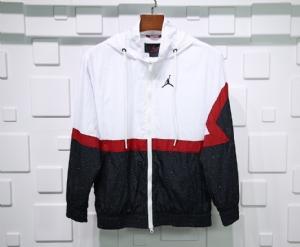 乔丹衣 CL 外套乔丹3 Jordan White and red cement