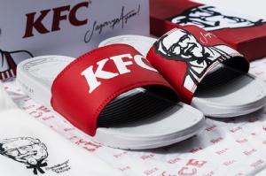 肯德基 拖鞋