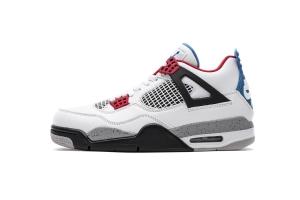 YL乔4 阴阳146 YL乔4 Air Jordan 4 Retro What The