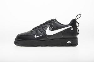 空军低帮 黑白 Nike Air Force 1 Low Black