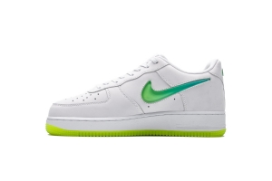 空军低帮 白绿果冻 Nike Air Force 1 Low Hyper Jade Volt