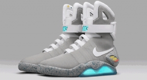 耐克回到未来灯鞋 原色 NIKE AIR MAG Back To The Future Original Color