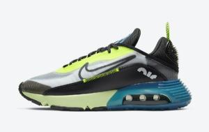 Max 2090 黄蓝 Nike Air Max 2090 Blue Force