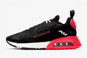 Max 2090 黑红迷彩 Nike Air Max 2090 SP Atmos