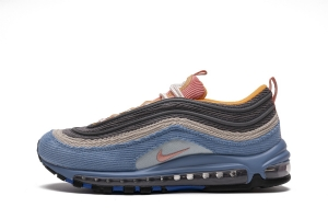 97 浅蓝黑 Nike Air Max 97 Corduroy Light Blue