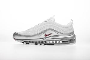 97 白银红 Nike Air Max 97 Liquid Silver