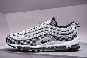 97 卡其格子 Nike Air Max 97 Nike Air Max 97 Premium Plaid Light Cream
