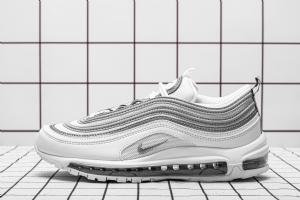 97 白银 Nike Air Max 97 Nike Air Max 97 White Reflective Silver