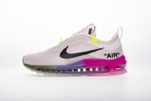 97 粉色OW Nike Air Max 97 OFF White Queen
