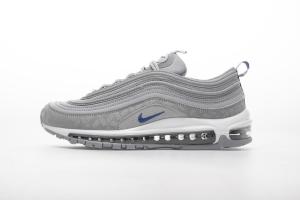97 反光灰宝蓝 Nike Air Max 97 Silver Grey