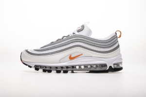 97 白银桔 万圣节限定 Nike Air Max 97 White Cone