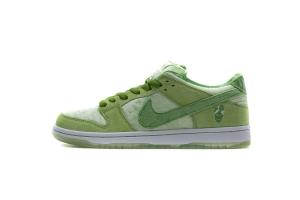 XG Dunk SB 绿情人节 OFF-WHITE X Nike Dunk SB Low Pro Green