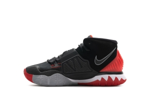 欧文6代 黑红 Nike Kyrie 6  Black and red