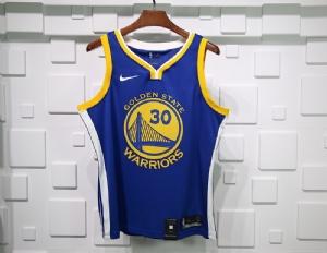 耐克 球衣 耐勇士蓝30 Nike Sports shirt Blue