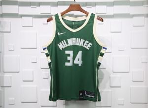 耐克 球衣 耐雄鹿绿34 Nike Sports shirt Green