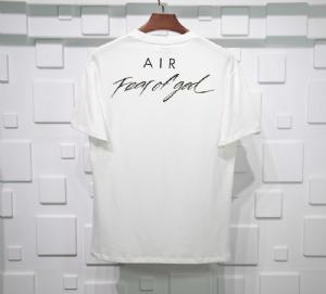 耐克衣 CL 短袖FOG联名白 Nike White