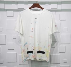 Off-White衣 CL 短袖星空白 Off-White White