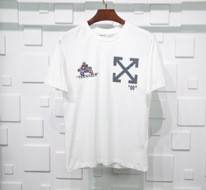 Off-White衣 CL 短袖机器米奇白 Off-White White