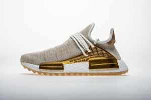 TS菲董 快乐 pharrell Williams x Adidas Originals HU NMD Happy