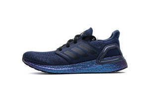 UB6.0 蓝变色龙 UB6.0  adidas Ultra BOOST 20 CONSORTIUM Tech Indigo Real Boost