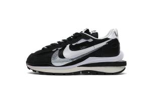 华夫2代 黑白 Sacai x Nike Pegasua Vaporfly Black White
