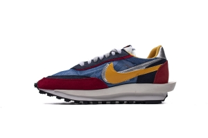 华夫 白蓝红 Undercover x Nike Dbreak University Blue Multi