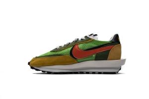 华夫 白绿黄 Undercover x Nike Dbreak University Green Gusto