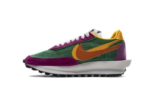 华夫 亮粉绿 Undercover x Nike Dbreak University Green/Pink/Orange