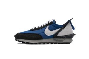 华夫 黑蓝联名 Undercover x Nike Dbreak University Undercover Black/Blue