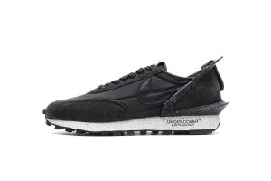 华夫 黑白联名 Undercover x Nike Dbreak University Undercover Black/White