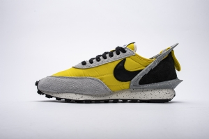 华夫 灰黄联名 Undercover x Nike Dbreak University Undercover Light Grey/Yellow