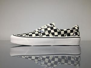 万斯 黑白格 Vans Old Skool Checkerboard