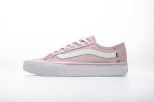 万斯 85包头粉 Vans Old Skool Pink Ball